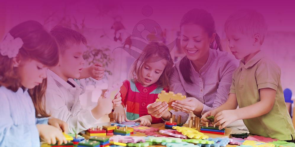 جمعية أرض الأنسان تقيم يوم ترفيهي للأطفال