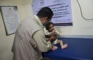 بتمويل من المساعدات الدنماركية DCA الجمعيـة  تقدم الرعاية الصحية لأطفال سوء التغذية