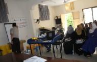 جمعية أرض الإنسان الفلسطينية الخيرية تواصل نشاطاتها الصحية