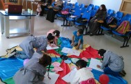 البدء بتنفيذ مشروع دعم التغذية والممارسات الصحية السليمة لأيتام عدوان 2014