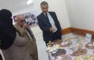 اللجنة الخارجية التقييمية قامت بزيارة مقر جمعية أرض الإنسان