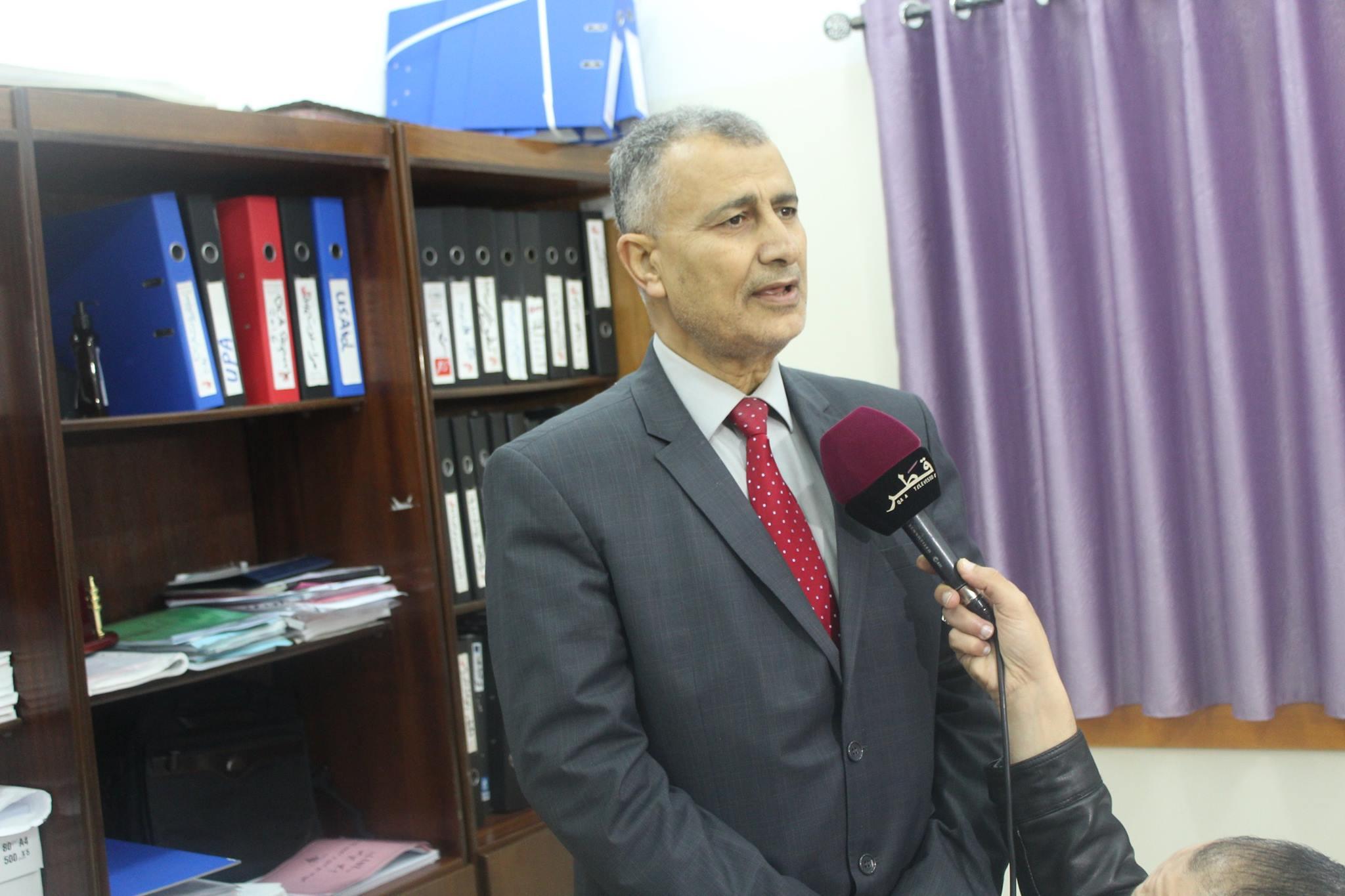 تغطية أحد أنشطة المشاريع الصحية الخاصة بأيتام عدوان 2014