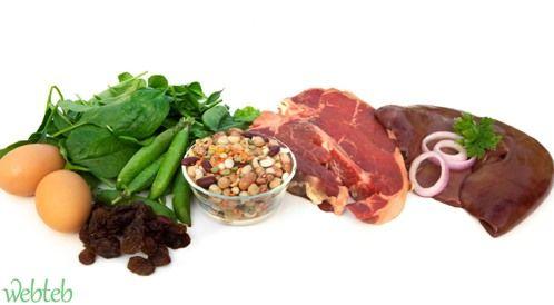 فقر الدم الغذائي ونقص الحديد