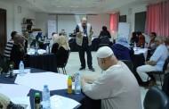جمعية أرض الانسان الفلسطينية الخيرية تنظم ورشة حول الحشد والمناصرة للطفولة المبكرة