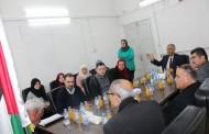 جمعية أرض الانسان الفلسطينية تطلق مشروع تحسين الوضع الصحي للأيتام وعائلاتهم