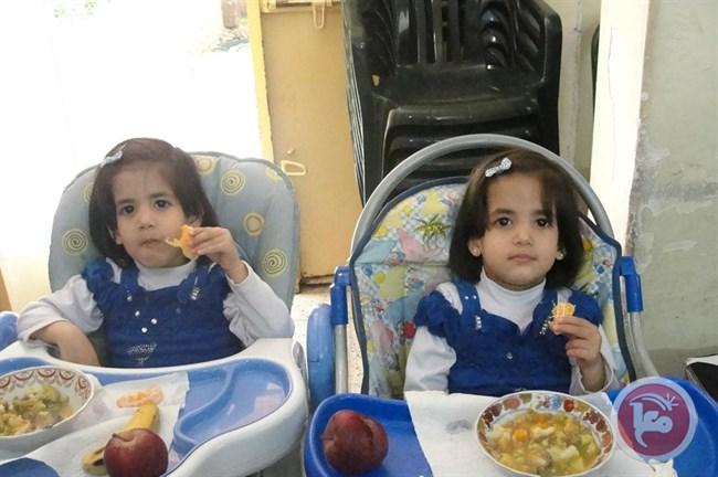 المرض الذي يحاصر أطفال غزة
