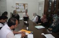 المنسق الميدانى :إلهام مقداد لمشروع ((تحسين سبل العيش والامن الغذائى فى قطاع غزة ))