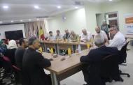 جمعية الأرض الإنسان الفلسطينية توقع شراكة جديدة مع مؤسسة الإغاثة الإسلامية حول العالم