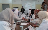 The first day Training to Increase the skills means of communication